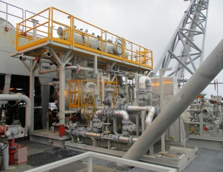 Crown & Anchor Subsea Development